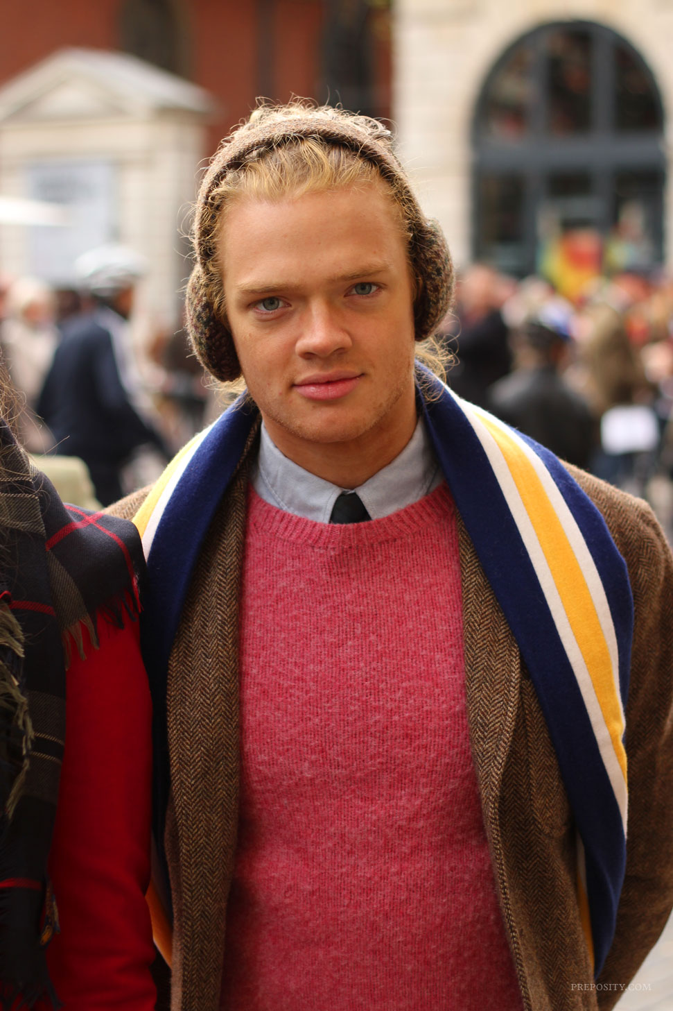 Preppy Sweaters