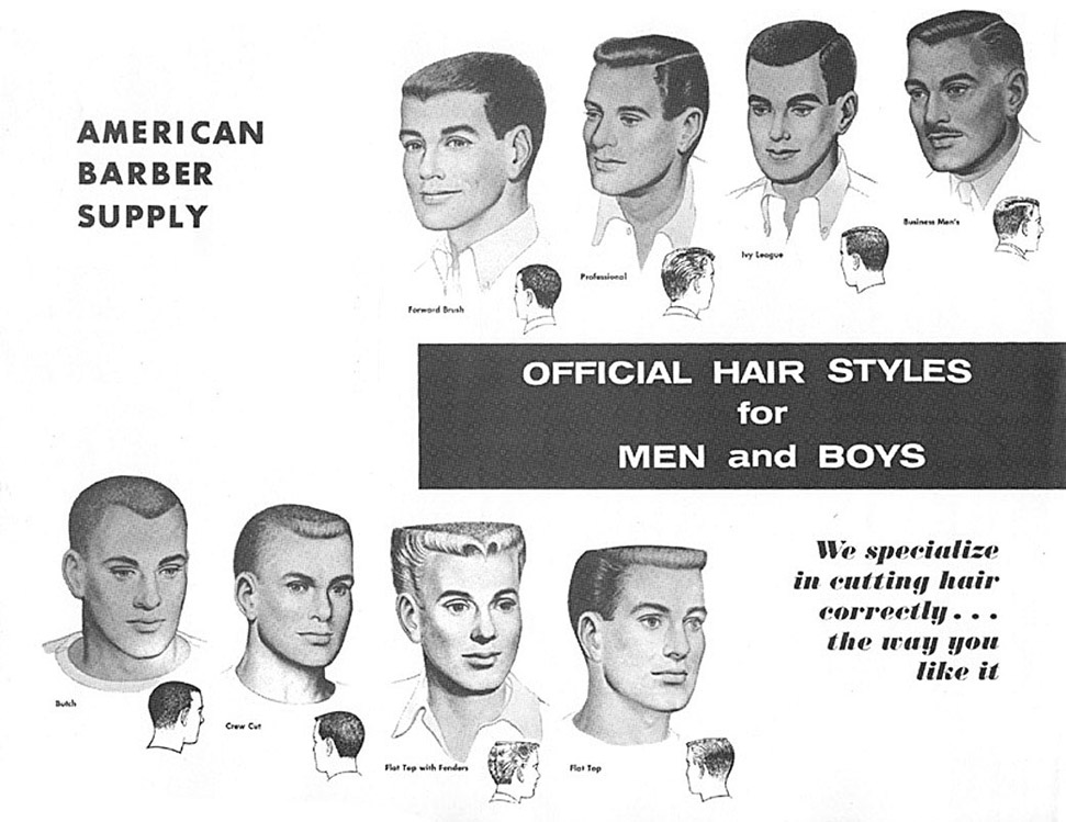 haircut styles for men chart - photo #15